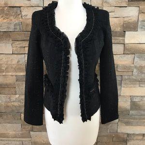 Jackets & Blazers - Janet Paris black jacket